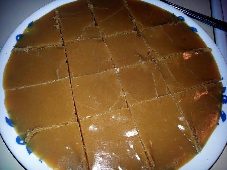 Old Fashion Peanut Butter Candy