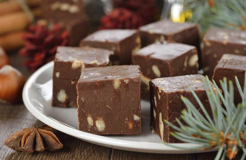 Mamie's Million Dollar Fudge
