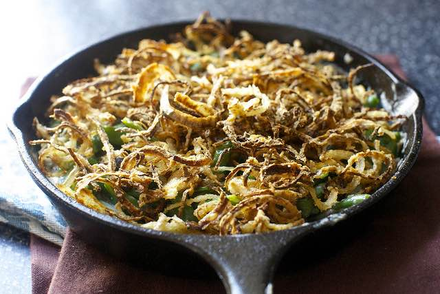 Original Recipe for Green Bean Casserole