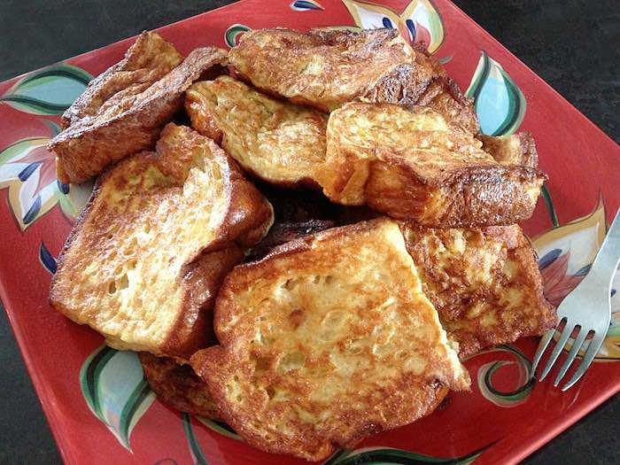 Hawaiian French Toast